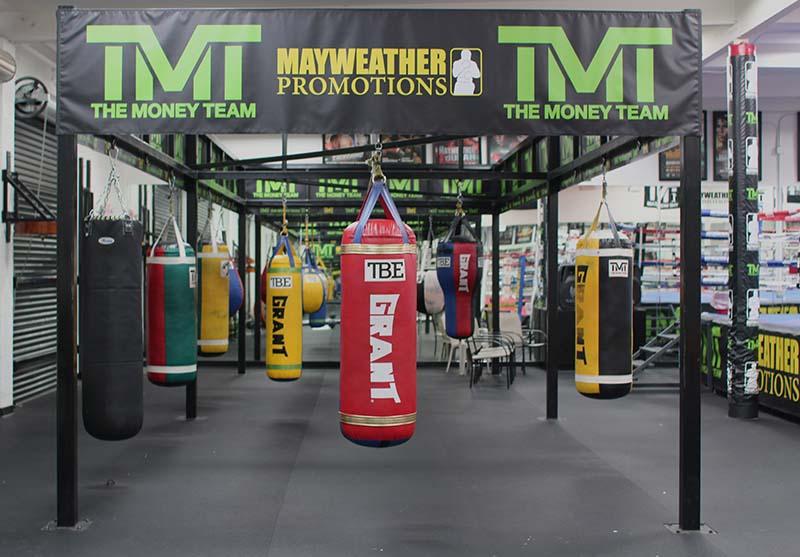 Mayweather Boxing Club – Mayweather Promotions