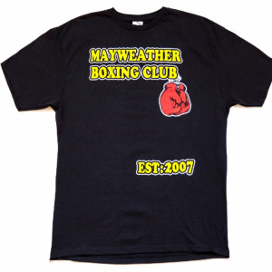 boxing club orig black front