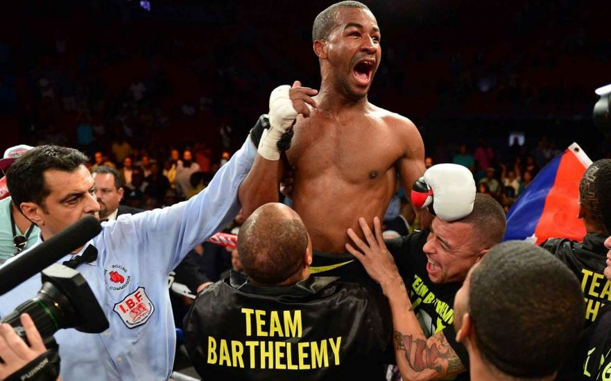 Rances Barthelemy vs. Denis Shafikov
