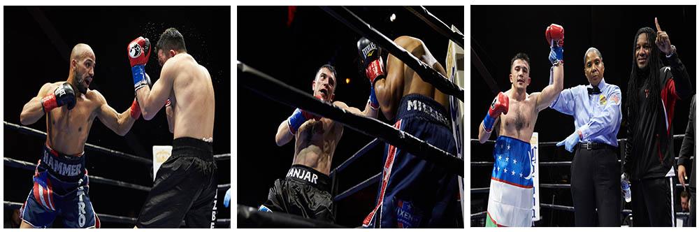 Sanjarbek Rakhmanov vs Jose Miguel Castro