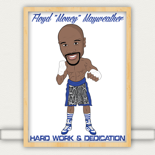 Hard work dedication mayweather promotions thecheapjerseys Gallery