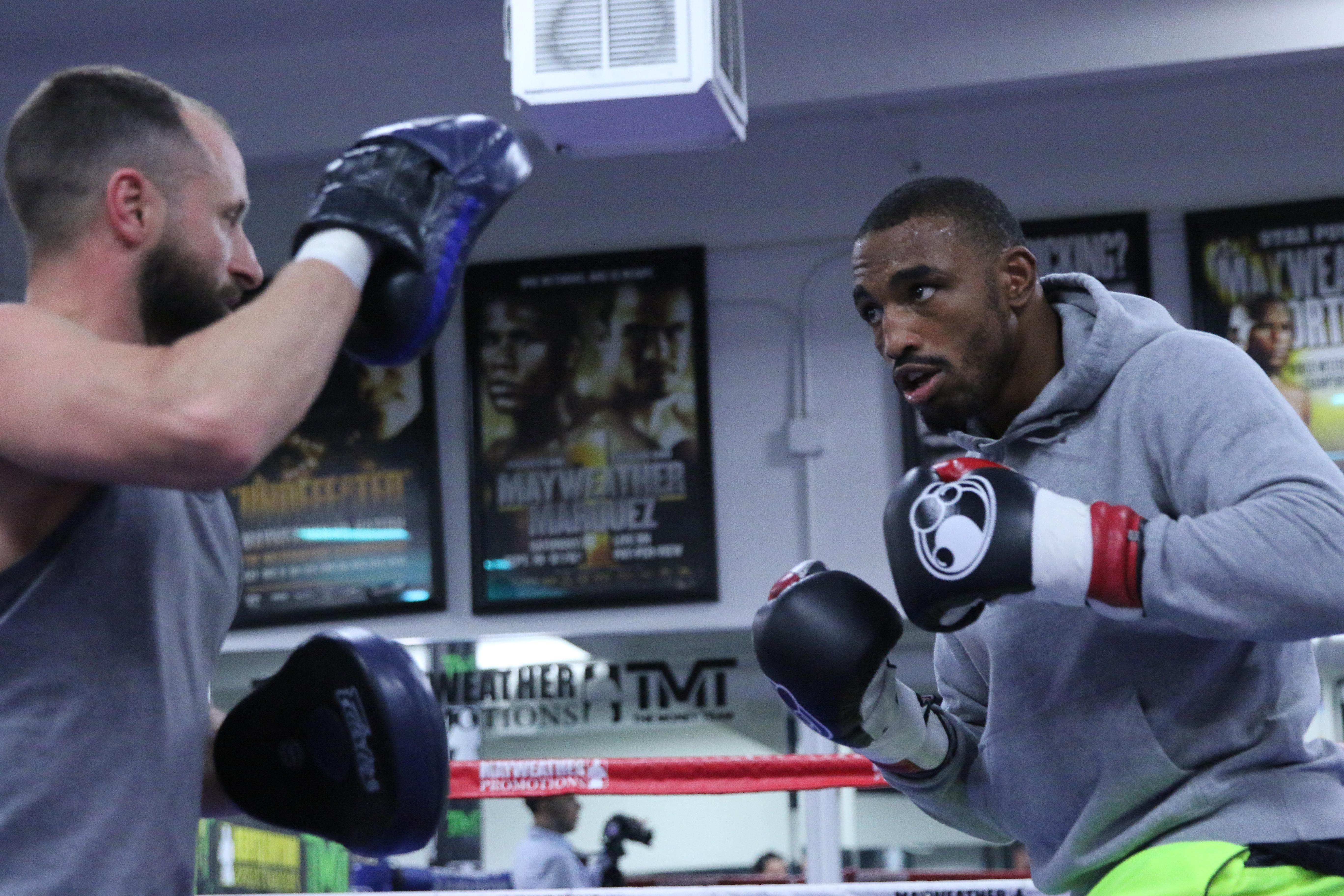 Media Update_Training camp_Dave Nadkarni _ Premier Boxing Champions