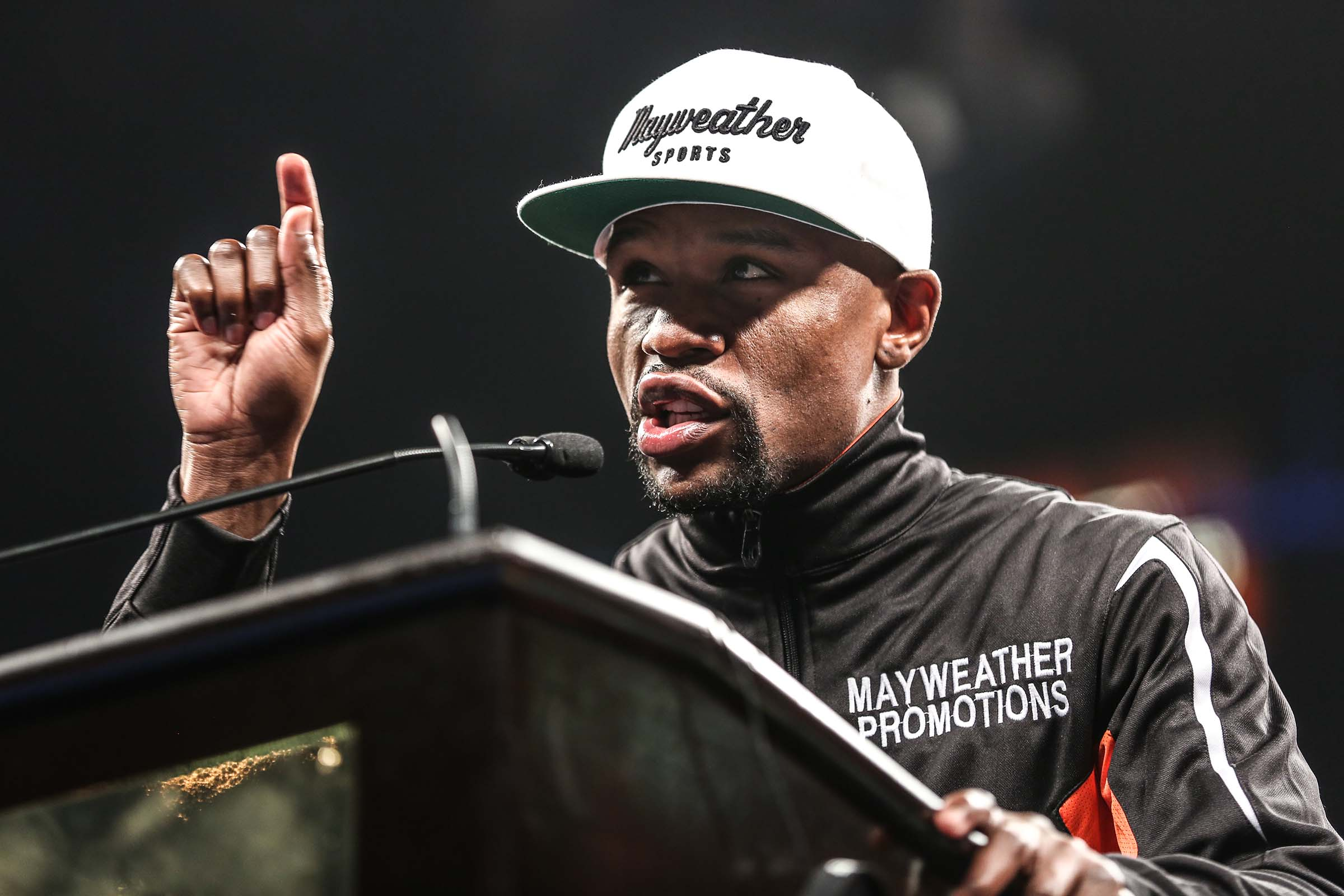 Mayweather Promotions – Past 8dfce81d9ff